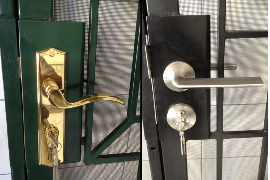 Decorative Steel Designed Security Doors In Adelaide Portlite